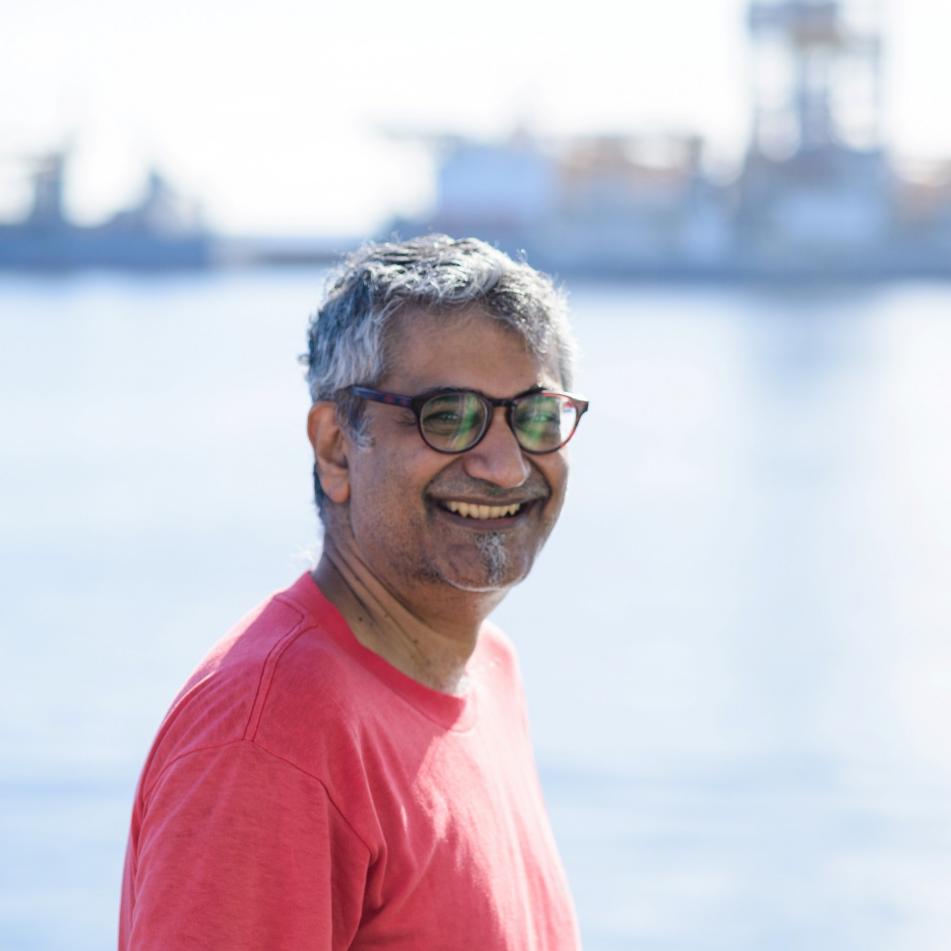 Ask Me Anything with Lamont Oceanographer Ajit Subramaniam