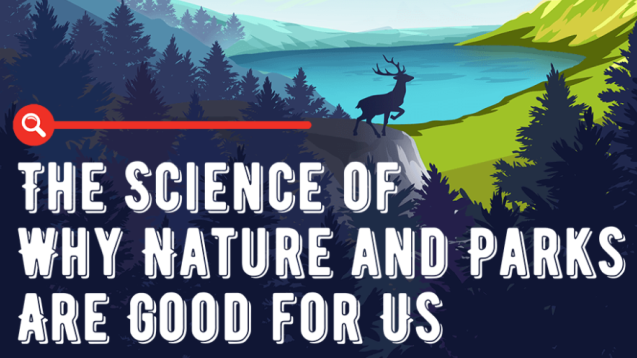 Why Nature Is Good for Us: An Illustrated and Animated Guide
